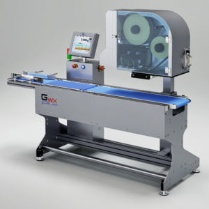 Weigh price labelers